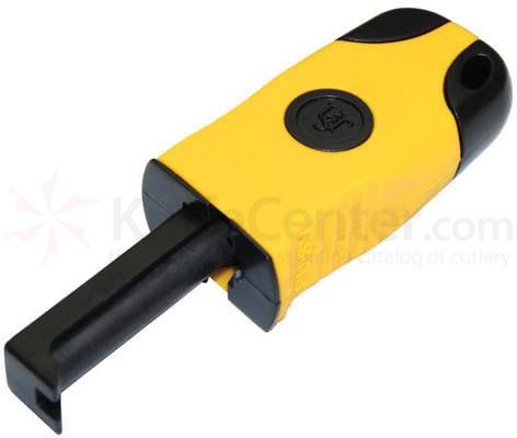 UST Ultimate Survival Sparkie Fire Starter, Yellow