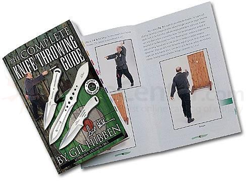 Gil Hibben Knife Throwing Guide, 64 Pages