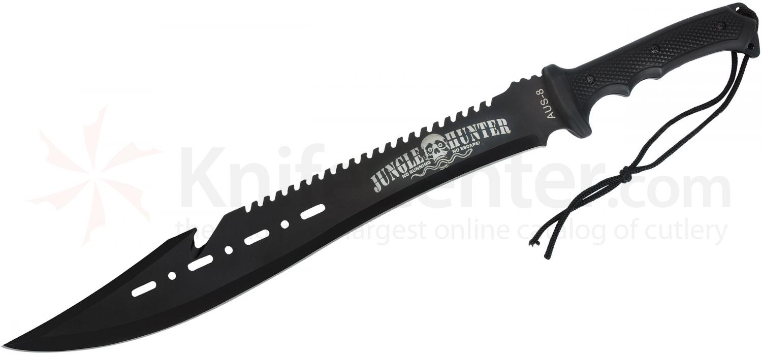 United Cutlery Black Legion Jungle Hunter Machete 25 inch Overall (BV124)