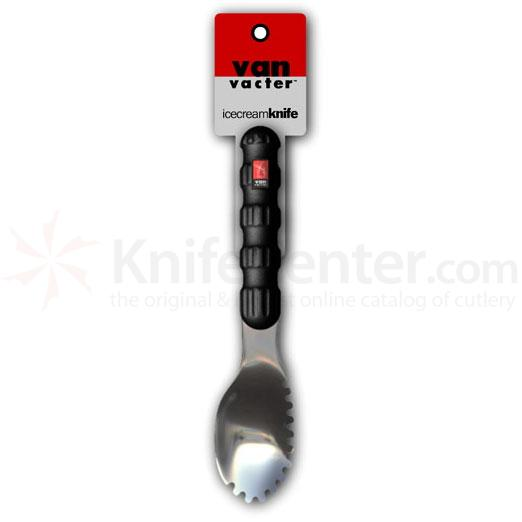 Van Vacter Ice Cream Knife / Scoop with  inchTopping Trough inch Edge
