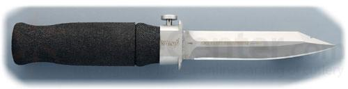 WASP Injection Knife 5-1/4 inch Blade, Neoprene Grip