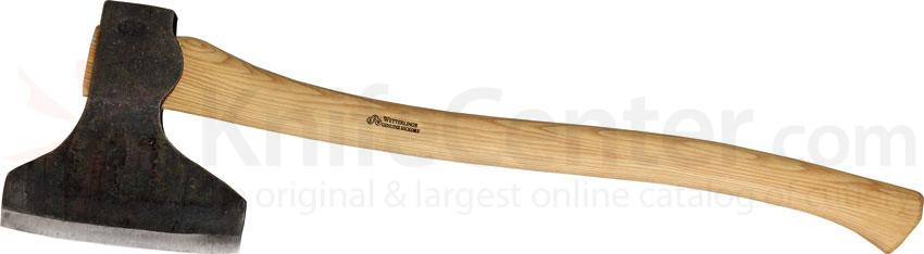 Wetterlings 190 Broad Axe 25-1/2 inch Overall, Head Weighs 4.5 Pounds