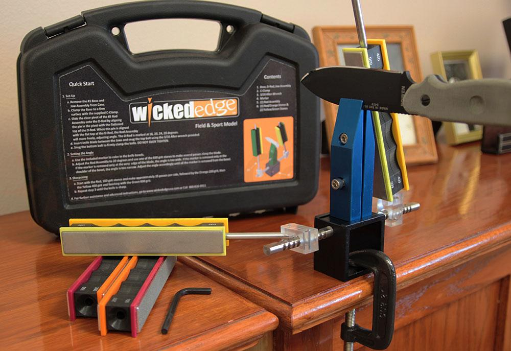 Wicked Edge Precision Field & Sport Sharpener