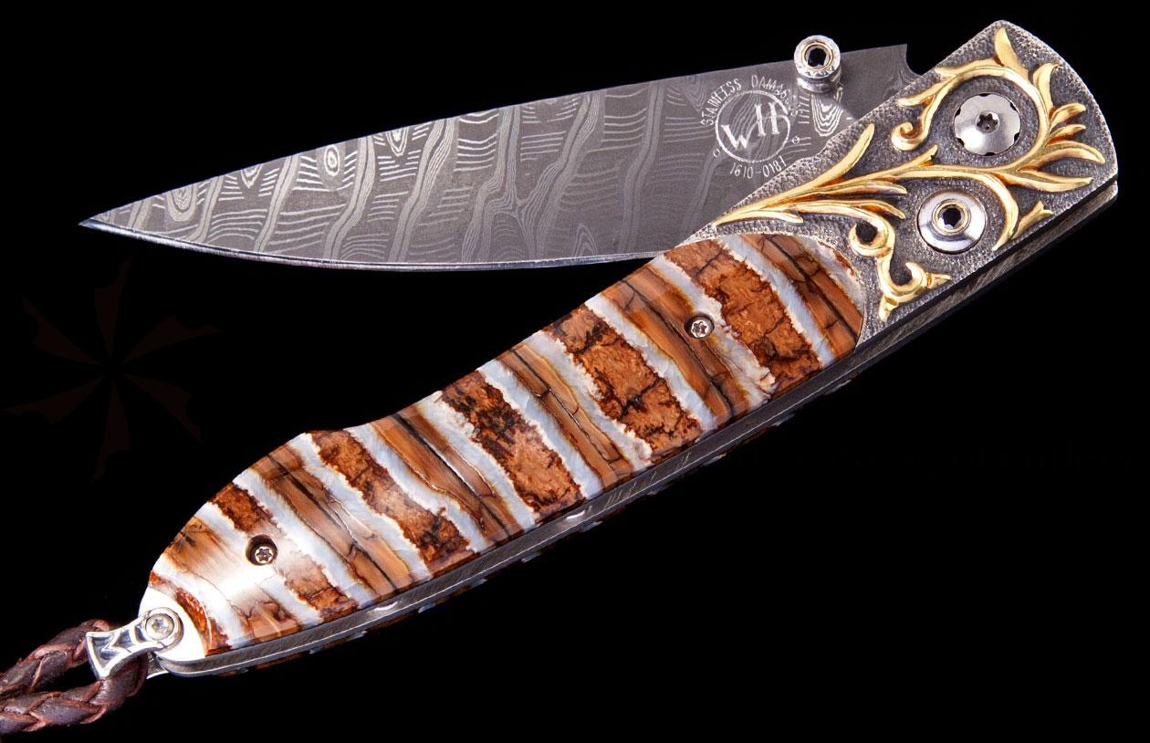 William Henry Kitchen Knives For Sale