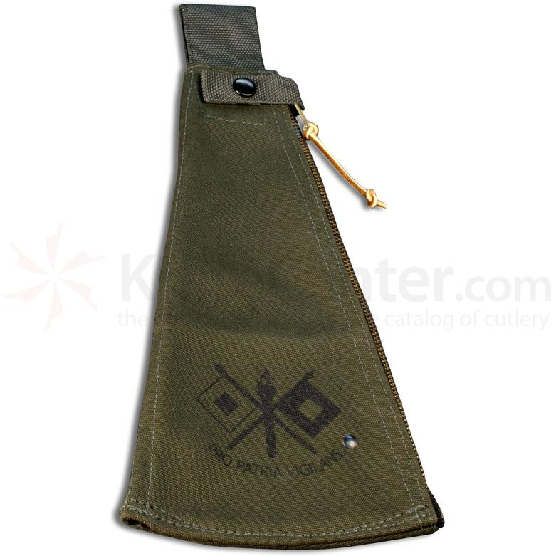 Woodman's Pal Vintage Canvas Sheath