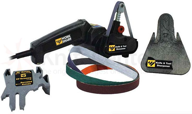 Work Sharp WSKTS Knife & Tool Sharpener