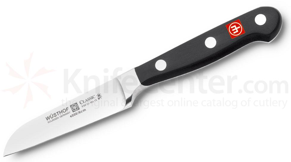 Wusthof Classic 3 inch Straight Paring Knife