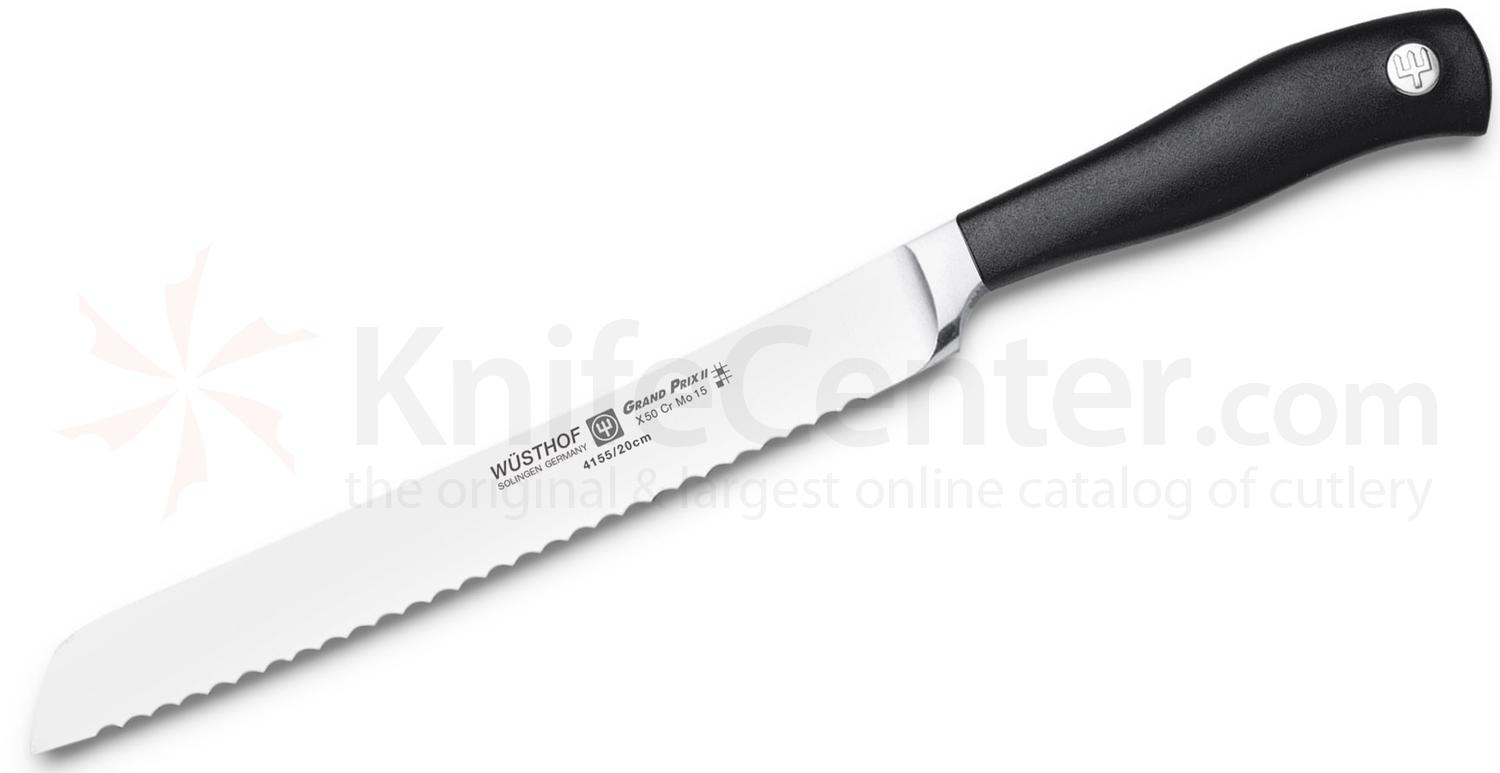 Wusthof Grand Prix II 8 inch Bread Knife