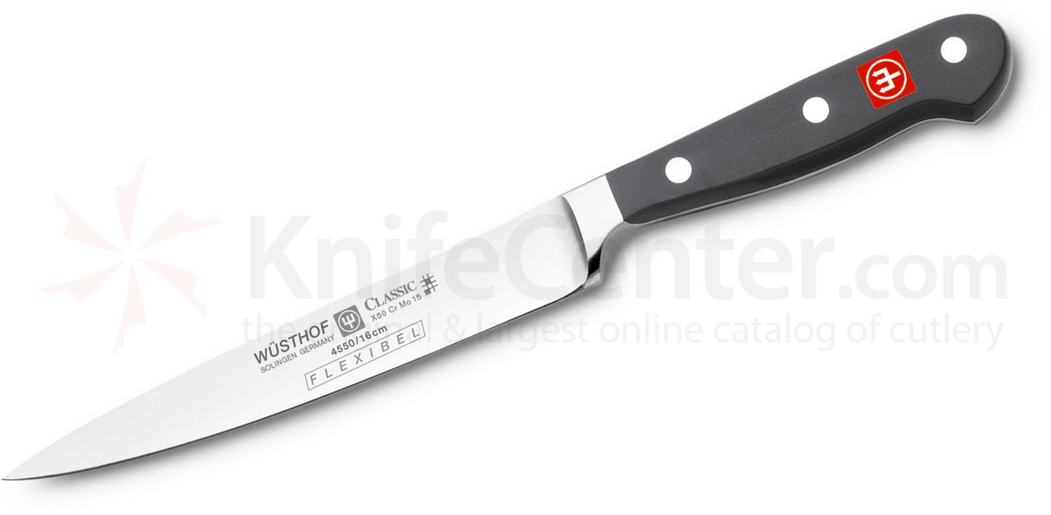 Wusthof Classic 6 inch Flexible Fish Fillet Knife