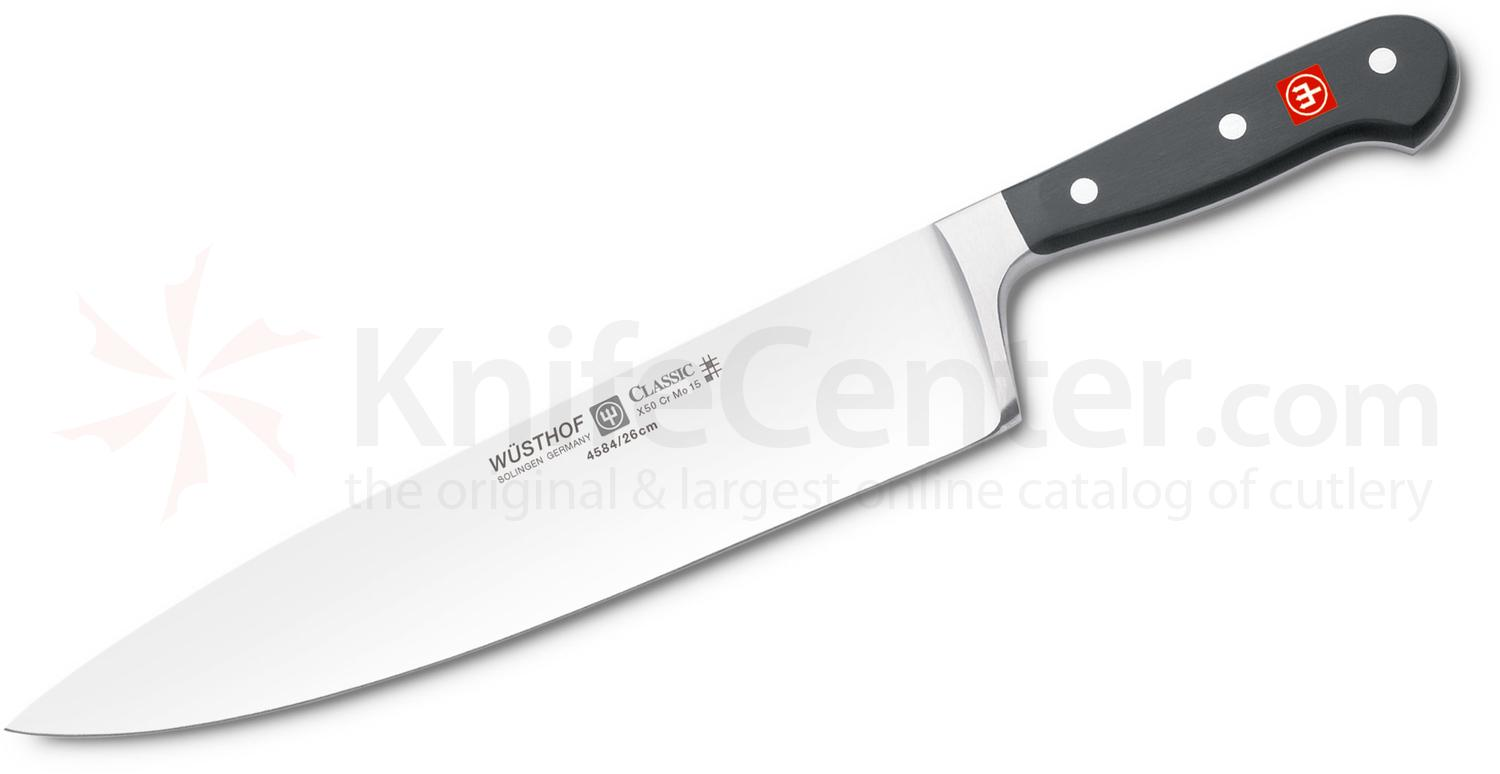 Wusthof Classic 10 inch Wide Chef's Knife