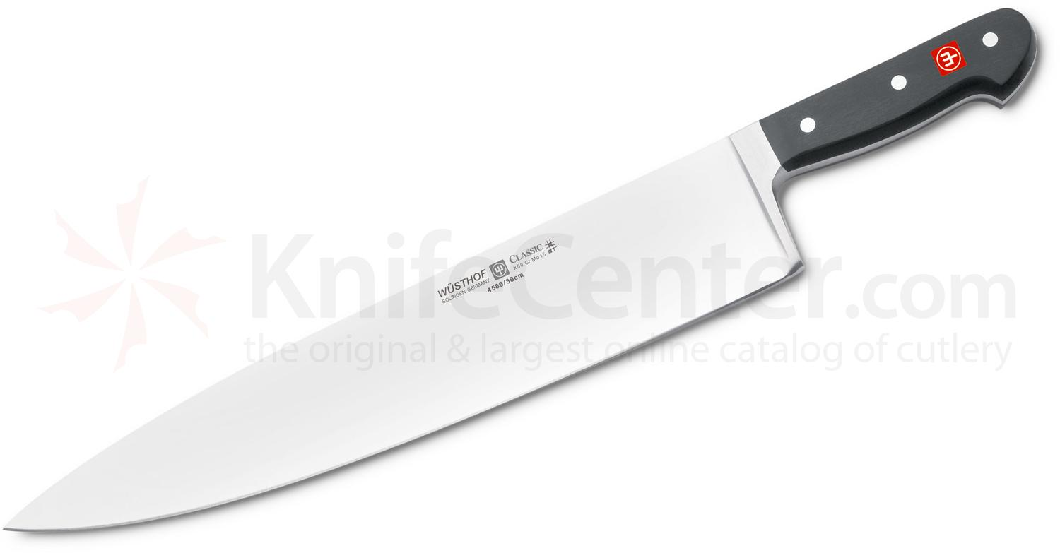 Wusthof Classic 14 inch Heavy, Wide Chef's Knife