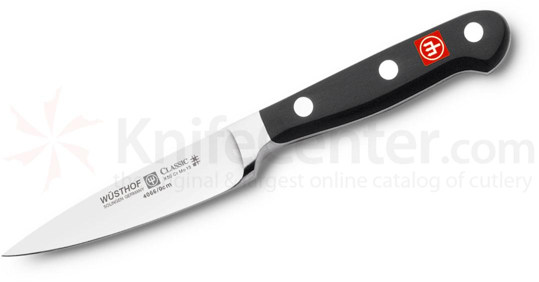Wusthof Classic 3.5 inch Paring Knife