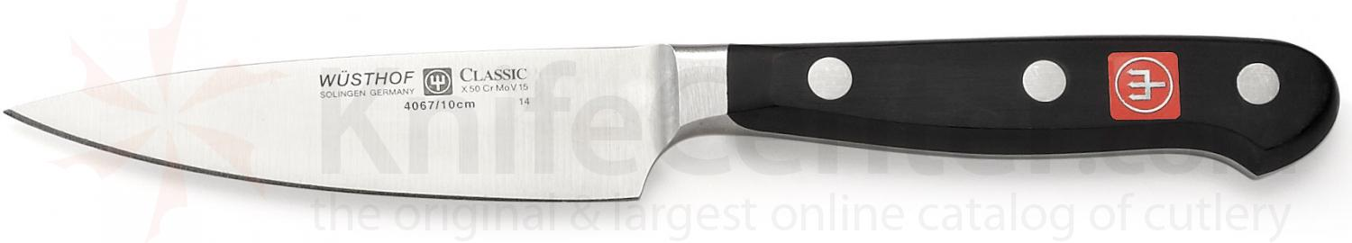 Wusthof Classic 4 inch Extra Wide Paring Knife
