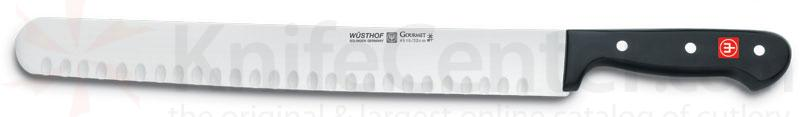 Wusthof Gourmet 12 inch Roast Beef Slicer, Scalloped Edge