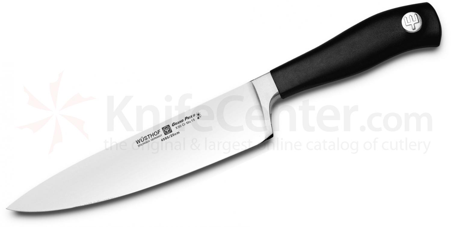 Wusthof Grand Prix II 8 inch Cook's Knife