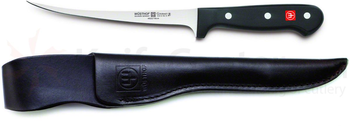 Wusthof Gourmet 7 inch Fish Fillet Knife with Sheath