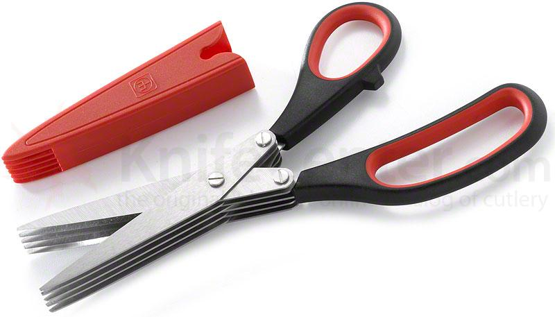 Wusthof Herb Shears with Multiple Blades