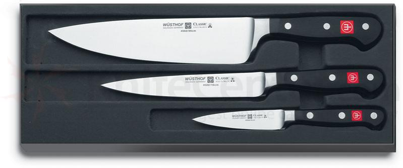 Wusthof Classic 3 Piece Chef's Set