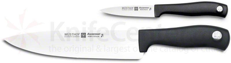 Wusthof Silverpoint II Two Piece Chef's Set