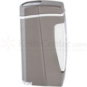XIKAR 502GM Executive II Lighter, Gunmetal