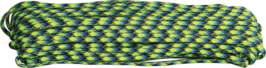 Atwood Rope 550 Paracord, Aquatica, 100 Feet