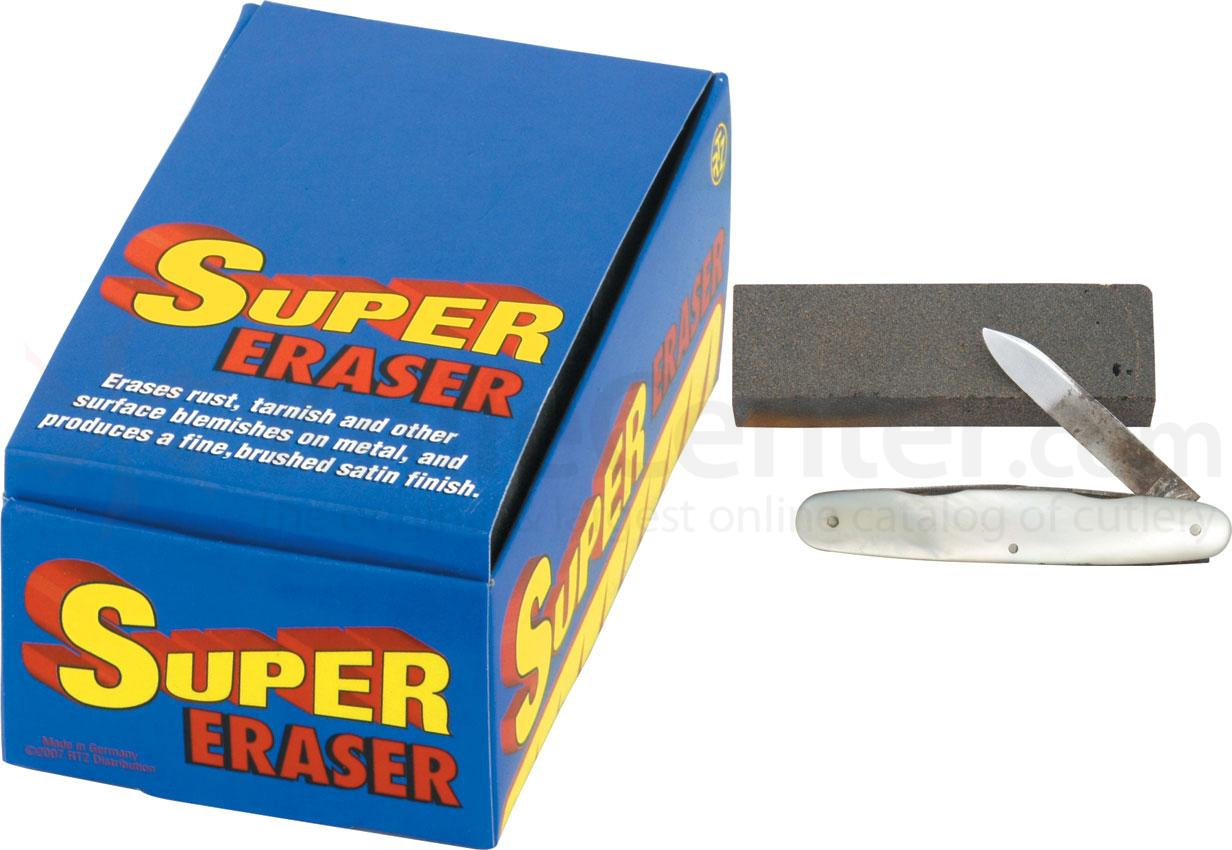 Super Rust and Tarnish Eraser, One Eraser Block