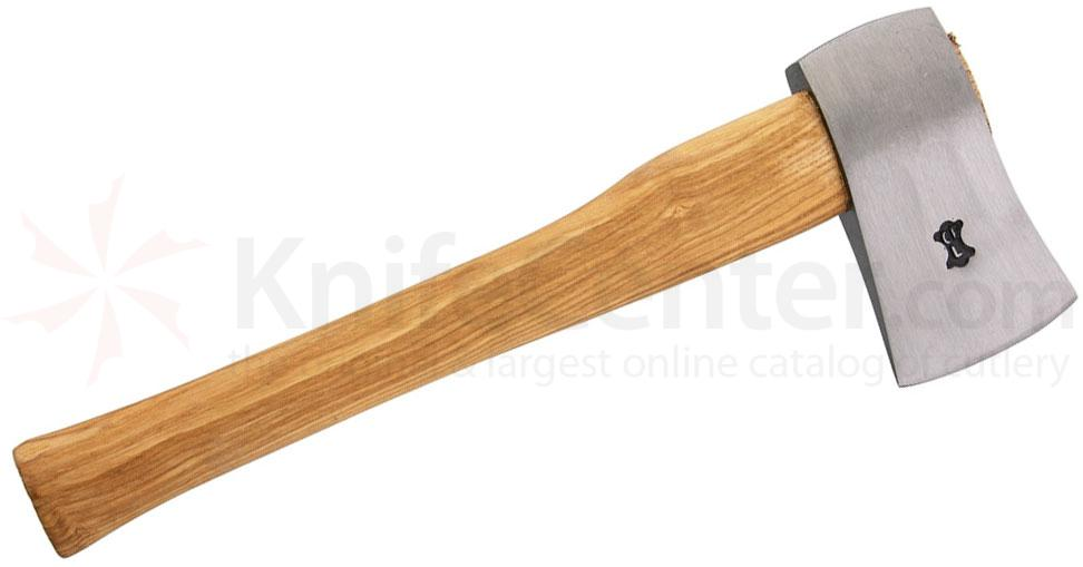Swiss Military Surplus Small Swiss Axe 15.75 inch Overall, 1.6 Pound Head