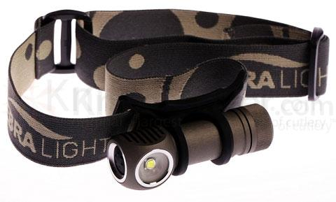 ZebraLight H502D AA Daylight Tint Headlamp, LUXEON Rebel LED, 170 Max Lumens