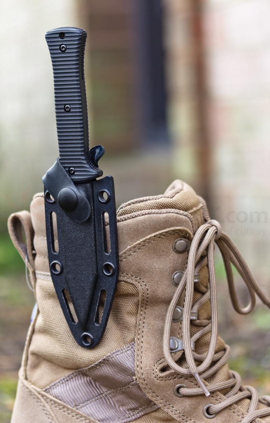 Zero Tolerance Model 0150 Boot Knife 3 1 2 Quot S30v Black