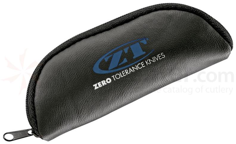 Zero Tolerance Pouch Zipper Case, Fits up to 5-1/4 inch Folding Knives