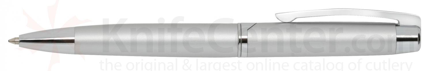 Zippo Silver Brushed Chrome Ballpoint