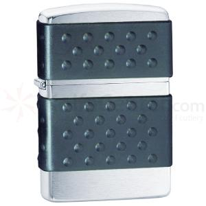 Zippo Brushed Chrome, Zip Guard