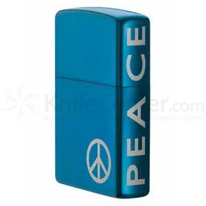 Zippo Sapphire, Peace On The Side Classic