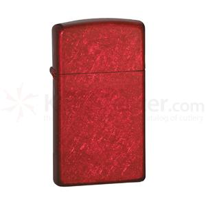 Zippo® Slim Candy Apple Red