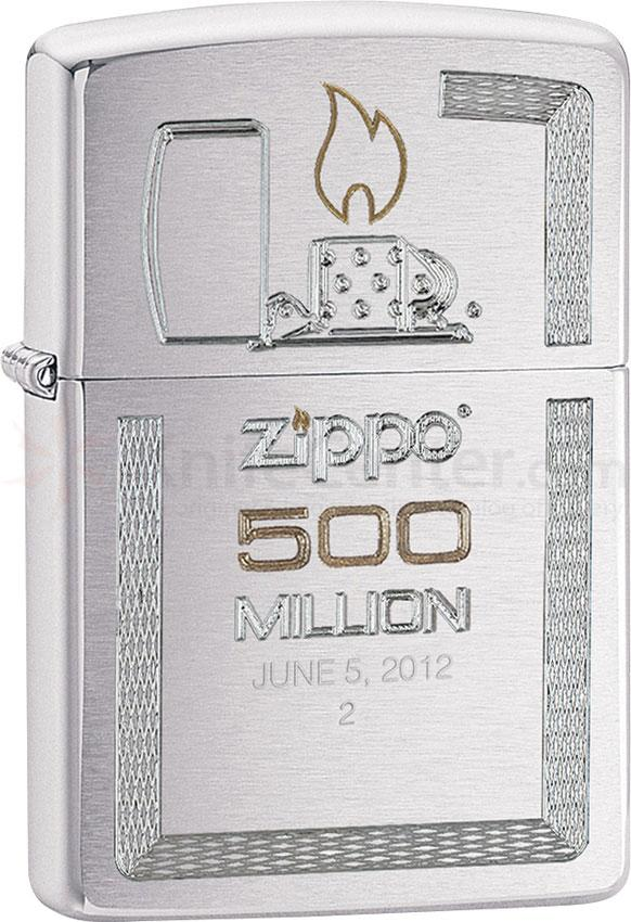 Zippo® 500 Million Lighter Commemorative