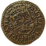 Denix Replica Spanish Gold Doubloon