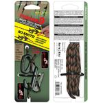 Nite Ize Figure 9 Large Rope Tightener with Rope, Black, Single Pack (F9L-03-01CAMO)
