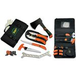 Outdoor Edge The Outfitter, 7 Piece Hunting Tool Set in Nylon Roll Case