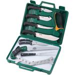 Outdoor Edge Game Processor 12 Piece Set with Carry Case