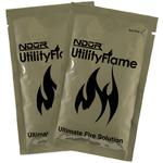 NDūR Utility Flame 2-Pack Fire Starter Gel