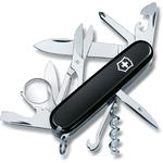 Victorinox Swiss Army Explorer Multi-Tool, Black, 3.58 inch Closed