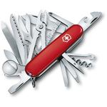 Victorinox Swiss Army SwissChamp Multi-Tool, Red, 3.58 inch Closed