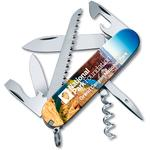 Victorinox Swiss Army Grand Canyon National Park Foundation Camper Multi-Tool 3.5 inch Closed