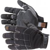 5.11 Tactical Station Grip Multi-Task Gloves, Black, Large (59351)