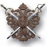 Armaduras Plaque, for 2-swords