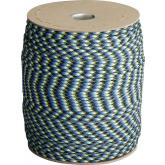 Atwood Rope 550 Paracord, Blue Snake, 1000 Foot Spool