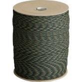 550 Paracord, Woodland Camo, 1000 Foot Spool