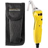Benchmade 30200 Houdini-Pro Emergency Rescue Tool with LED Light and Window Breaker, Yellow -- FREE BENCHMADE RESCUE HOOK WILL BE ADDED TO CART