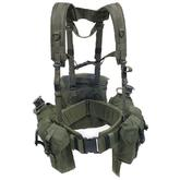 BLACKHAWK! Load Bearing Suspenders, OD Green