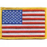 BLACKHAWK! Patch, American Flag, with Velcro
